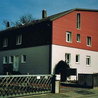 Aufstockung in Fuerstenfeldbruck