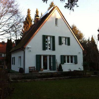 fertiges Haus