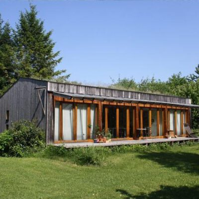 Holzhaus in Emmering