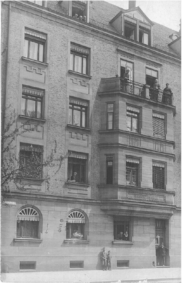 1909 Haus